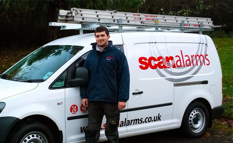 Intruder Alarm Maintenance Belfast